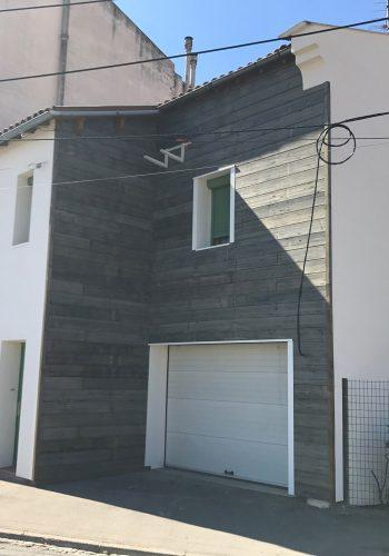 Isolation thermique par l'extérieur Quartier Empalot – Toulouse