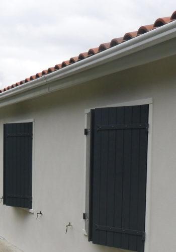 Ravalement de façades à Escalquens