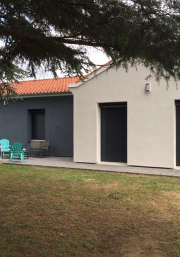 Isolation thermique par l'exterieur Belberaud – Toulouse