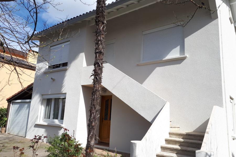 Ravalement de façades à Blagnac
