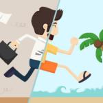 Fermeture pour congés annuels d'été