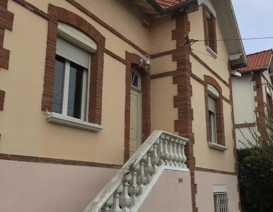 ravalement de façades toulouse