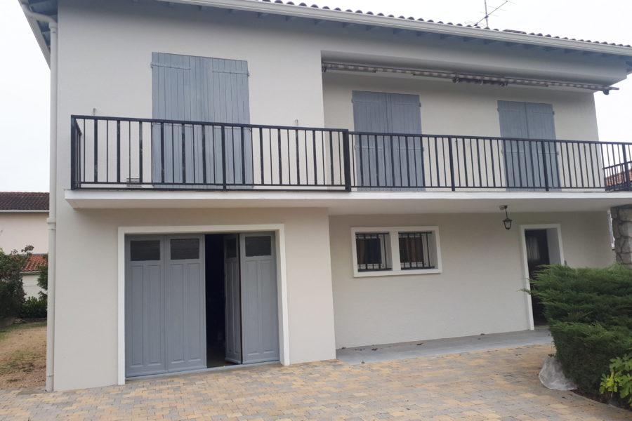 Rénovation de façades à Portet-sur-Garonne