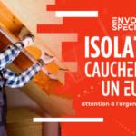 Reportage France 2 sur l'arnaque à l'isolation des murs à 1€